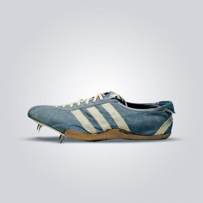 Tokio 64 สนีกเกอร์สำหรับวิ่งน้ำหนักเบารุ่นแรกของ Adidas ที่มีน้ำหนักเพียง 135 g.
