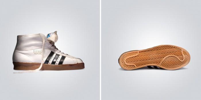 กำเนิดรองเท้า Adidas รุ่น 2